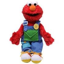 Gund Sesame Street Elmo Enséñeme Peluche