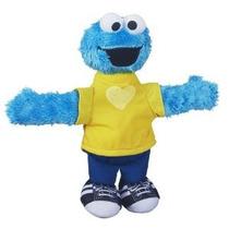 Abrazos Monster Playskool Galleta Del Sesame Street Forever
