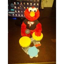 Elmo Canta Y Baila Con Todos Sus Accesorios