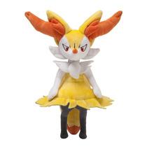 Braixen Peluche Pokemon Center Original