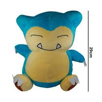 Pokemon Peluche Snorlax Shine Importado Original Precioso