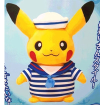 Pokemon Center 2015 Pikachu Mensual Agosto Mano Df