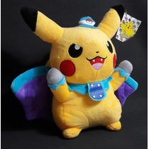 Pikachu Vampiro Golbat Cosplay Disfraz Envío Dhl Incluido