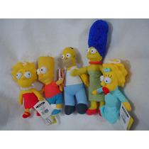 Los Simpsons Originales La Familia Completa De Fox