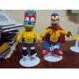 Homero Y Bart Luchadores Los Dos Por $290.00 Aa1