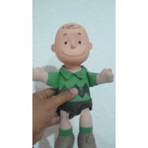 Peluche Charlie Brown 25 Cm Snoopy Peanuts Mcdonalds Ca127