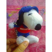 Snoopy De Peluche Vestido De Carreras