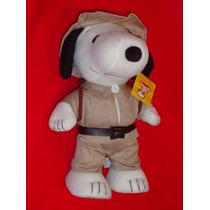 Snoopy Scout Solo Los Mejores Personajes Con Depeluche