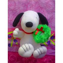 Snoopy Peluche Navideno