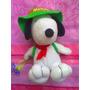 Snoopy De Peluche Vestido De Explorador Con Mochila