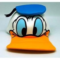 Pato Donald Hat - Disney Themepark Edición