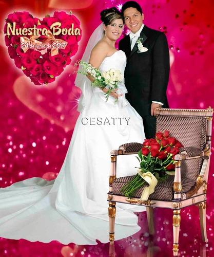 Fotomontajes de bodas Photoshop gratis - Imagui