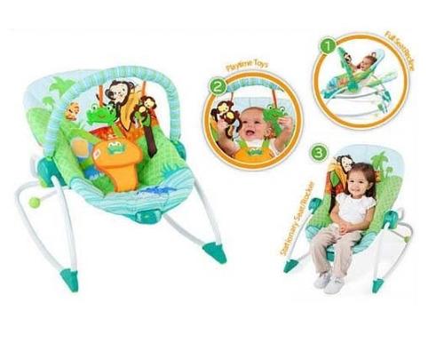 Padrisimas sillas mecedoras para beb vibrador etc for Silla mecedora para bebe
