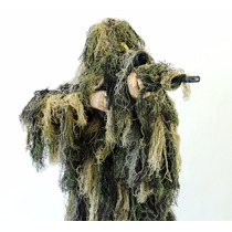 Traje De Camuflaje Warrior Ghillie Suit By Arcturus Camo