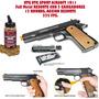 Pistola Airsoft Utg Uhc 1911 Fullmetal
