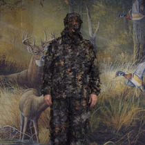 Traje De Camuflaje Sas 3d Leafy Camo Ghillie Suit