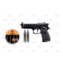 Marcadora Beretta 92 Fs Airsoft Pellet Co2 4.5mm Xtreme