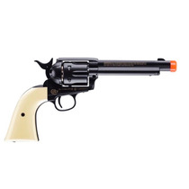 Marcadora Airsoft Co2 Bbs Colt Peacemaker Blued Pistol .177