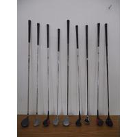 Set 9 Palos Fierro Driver Putters Golf Varios Madera C794