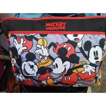 Pañaleras Con Cambiador Disney 100% Originales P/ Niño