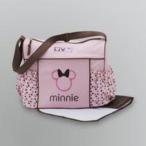 Pañalera Disney Baby Con Cambiador Modelo Minnie