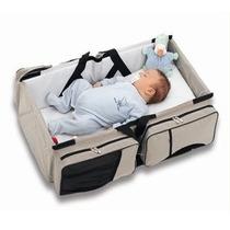 Pañalera 2 En 1 Bambineto Cama Portatil Para Bebe Envio Grat