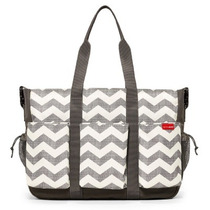 Pañalera Duo Doble Chevron - Skip Hop