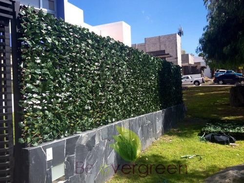 Panel expansible follaje sintetico enredadera artificial for Jardin vertical mercadolibre