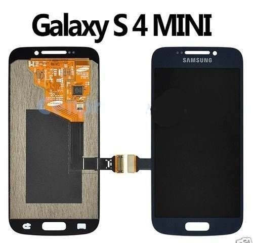 pantalla display touch home samsung galaxy s4 mini gt. Black Bedroom Furniture Sets. Home Design Ideas