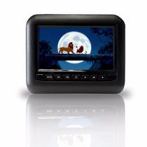 Pantalla Cabecera 7p Power Acoustik Phad-7 Dvd Cd Moderna Wo