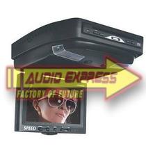 Pantalla Portatil Sp-dvdmt80 Reproductor De Dvd