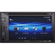 Autoestereo Sony Xav 68bt Pantalla Dvd Mp3 Mp4 Bluetooth Usb