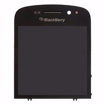Blackberry Q10 Display Lcd Pantalla Negro