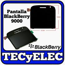 Pantalla Blackberry Bold 9000