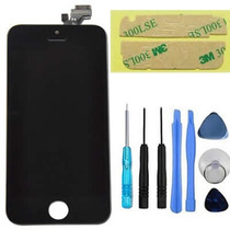 Pantalla Iphone 5 Lcd + Touch Digitalizador Blanco O Negro