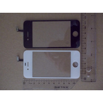 Cristal Touch De Refaccion Para Iphone 4 4g