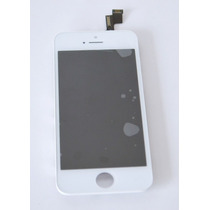 Pantalla Lcd + Touch Iphone 5s Blanca Nueva Envio Gratis Hm4