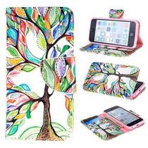 Para El Iphone 5c Tutuwen Manera De La Novedad Colorido Esti