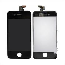 Lcd Pantalla Display + Touch Digitalizador Iphone 4g Negro