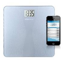 60beat Báscula Azul De Baño Para El Iphone + Envio Gratis