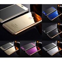 Protector Gorilla Glass Vidrio Color Iphone 6