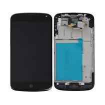 Pantalla Display Lcd Touchscreen Lg Nexus 4 E960 Con Marco