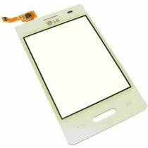 Touch Cristal Lg E425 Optimus L3x Original Super Calidad