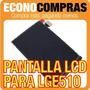 Pantalla Lcd Para Lg E510 Display 100% Nueva!!!!!!!!!!!!!!!!
