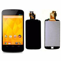 Pantalla Display Lcd Y Touch Para Nexus 4 E960 Original
