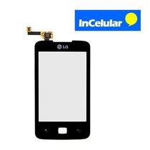 Touch Screen Cristal Lg Optimus Hub E510 Precio Envío Justo!