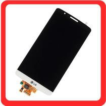 Lcd Touch Pantalla Completa De Lg G3 D850 D851 D855 Blanco