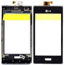 Digitalizador Touch Screen Original Lg Optimus L5 E610 Marco