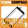 Pantalla Touch Para Lg L90 D405 Color Negro 100% Nuevo!!!!!!