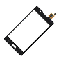 Touch Cristal Lg P710 P714 L7x Negro Blanco Nuevo Garantia